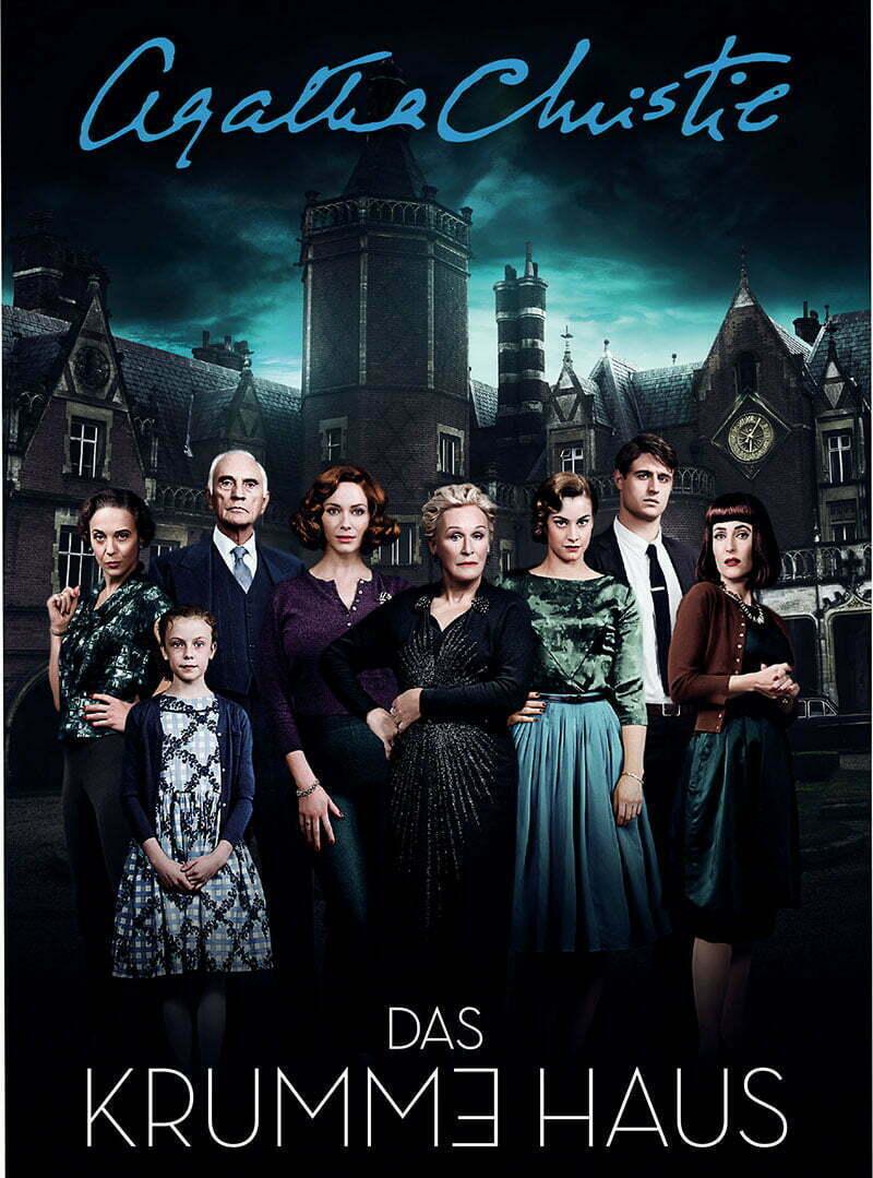 """Verfilmung von Agatha Christie """"Das krumme Haus"""""""