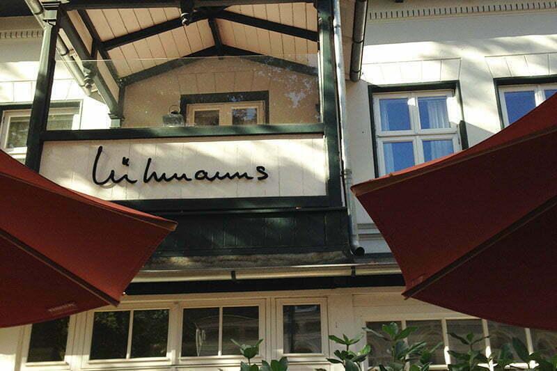 Unsere Bewertung für Lühmanns Blankenese