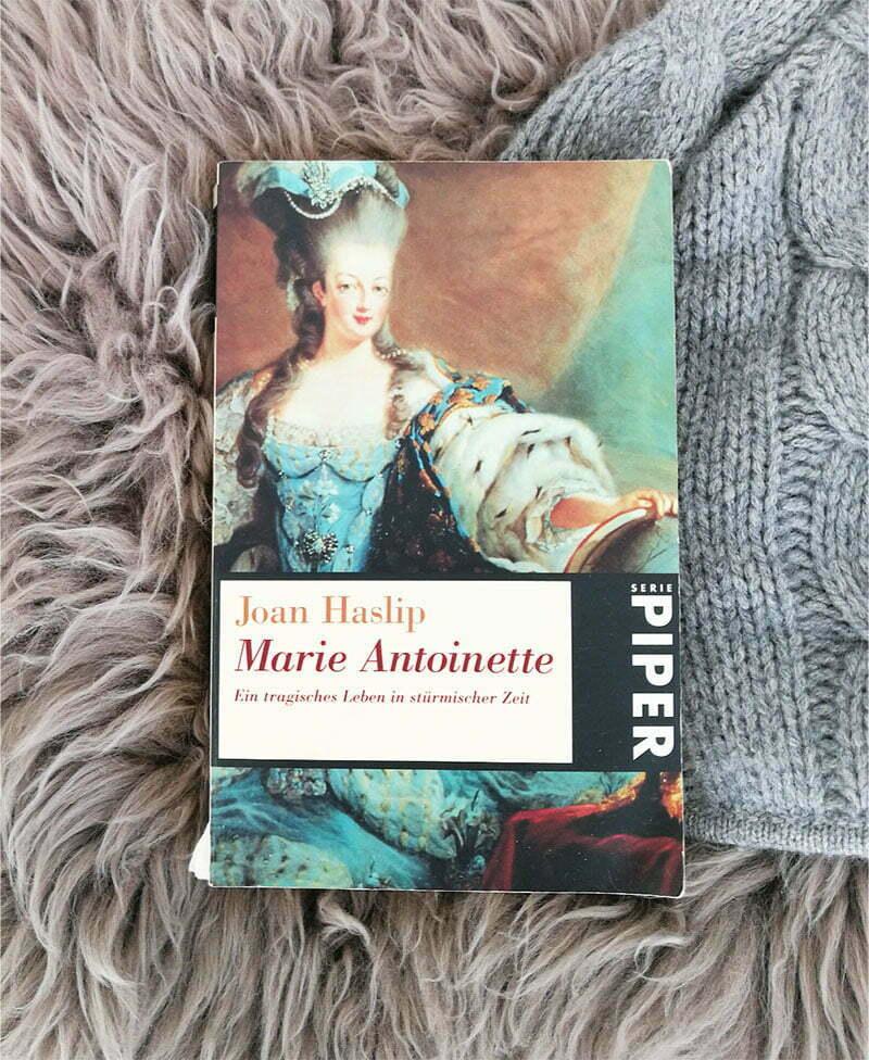 Die besten Biografien über Königinnen und Kaiserinnen: Joan Haslip: Marie Antoinette