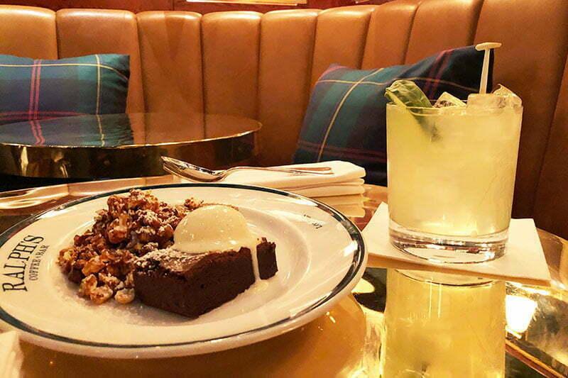 Ralph Lauren Coffee und Bar in London