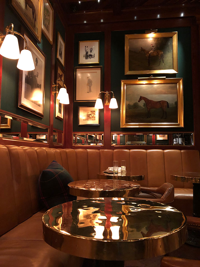 Ralph Lauren Café: Ralph's Coffee & Bar in London