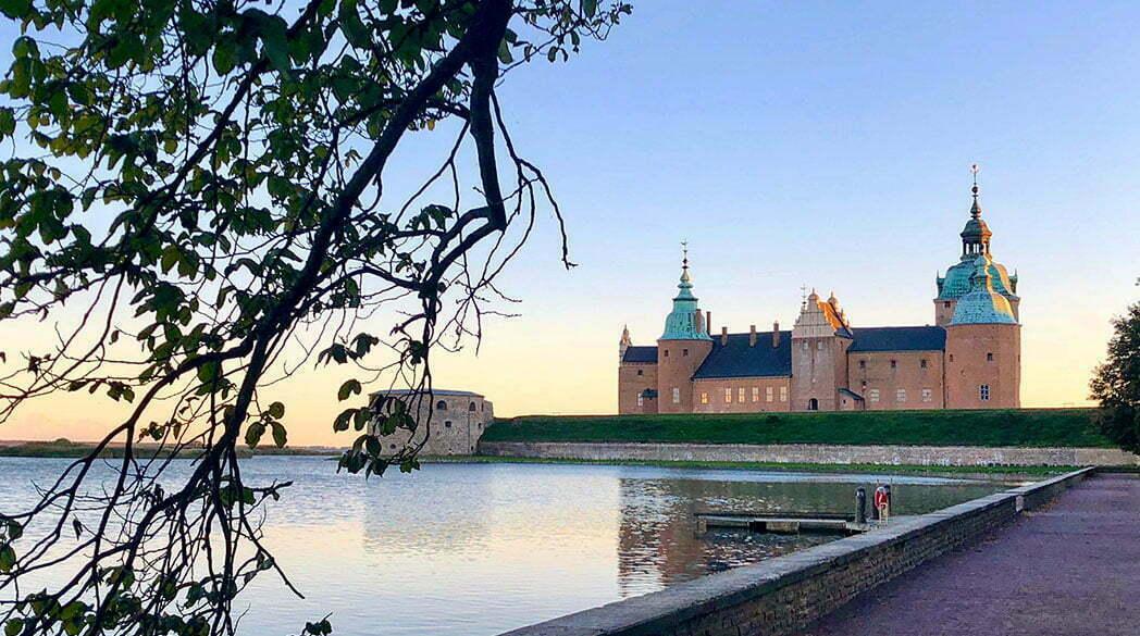 Eine Schlössertour durch Schweden