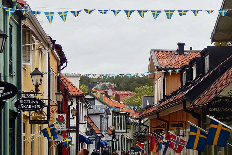 3 Orte in Schweden, die Ihr besuchen müsst: Sigunta