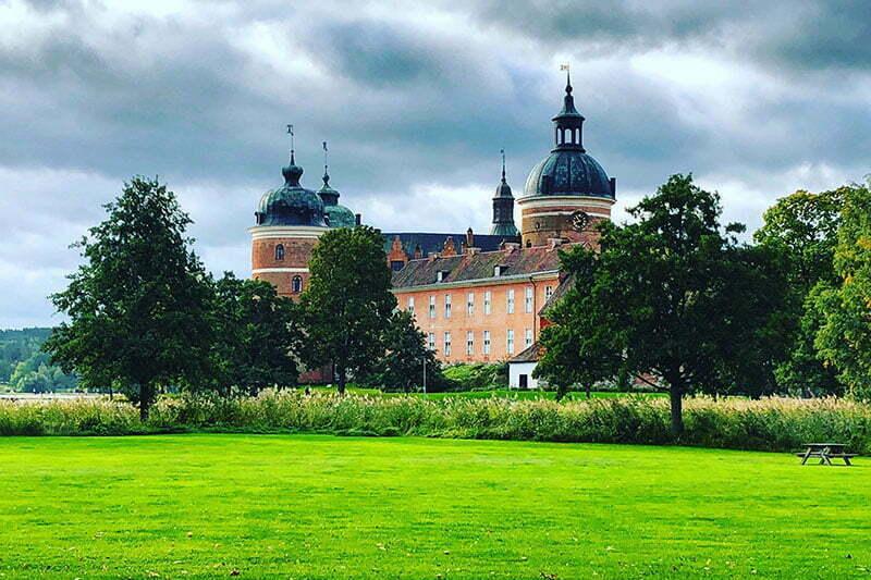 Schlössertour durch Schweden: Gripsholm Slott
