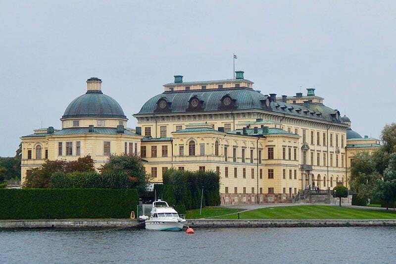 Schlössertour durch Schweden: Drottningholm Slott