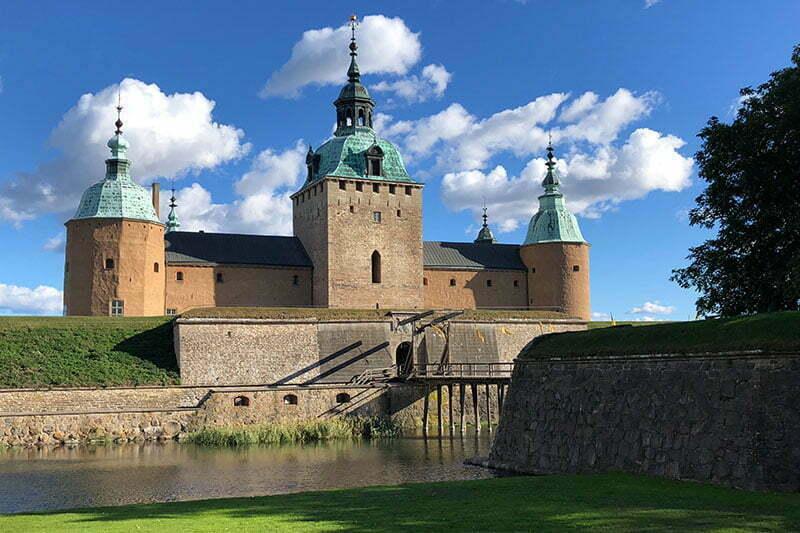 Schlössertour durch Schweden: Slott Kalmar