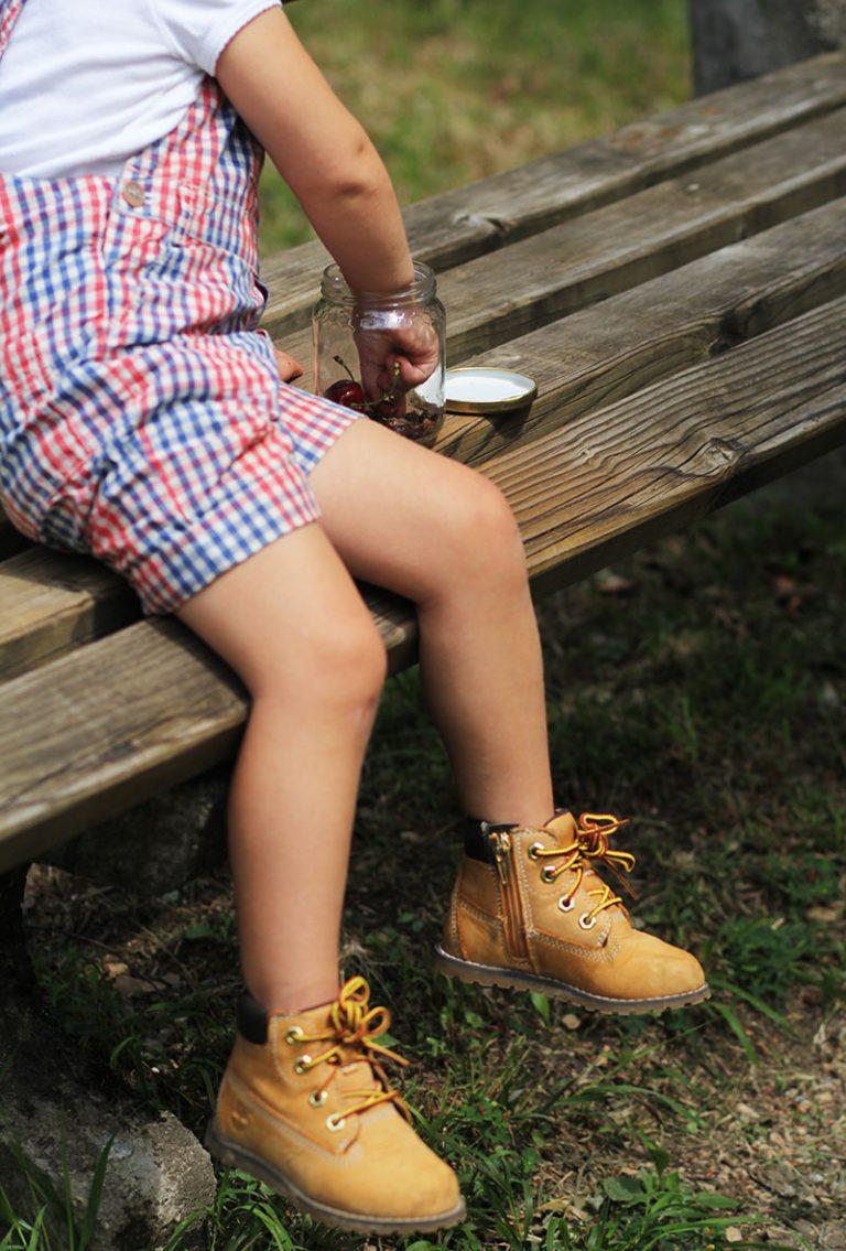 Die besten Kinderschuhe: Halbschuhe von Timberland