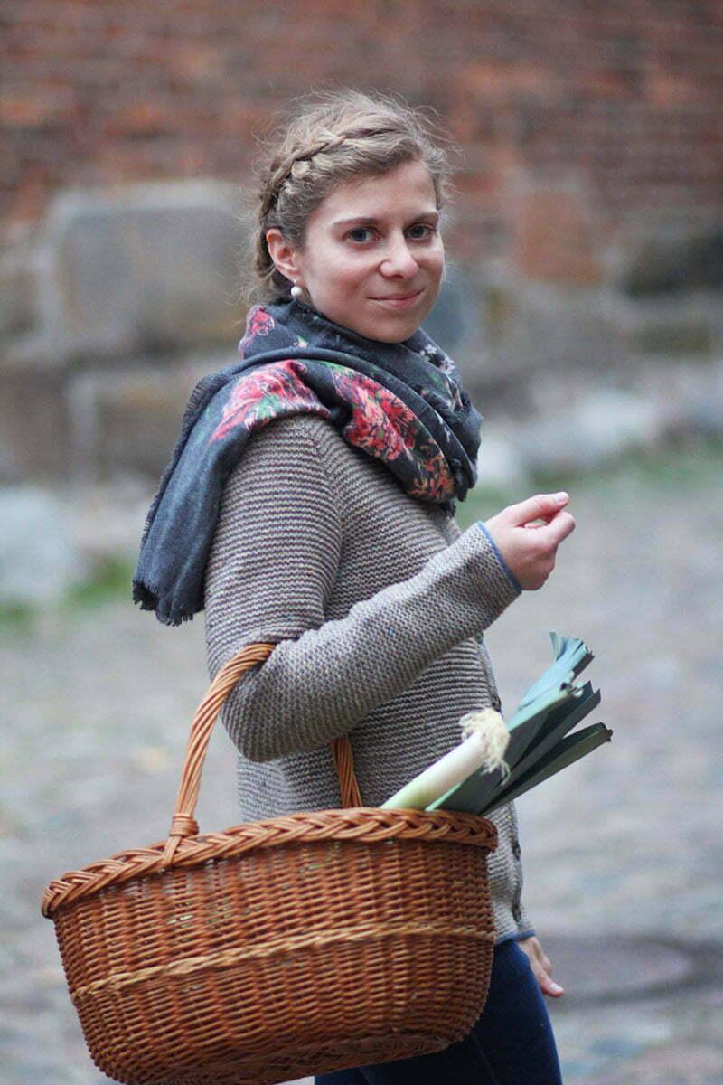 Trachtenjanker von Marie Lund