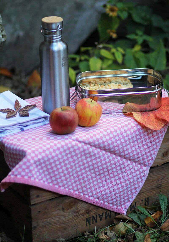 Zero Waste Picknick mit Klean Kanteen und ECO Brotbox