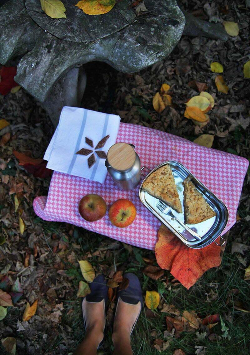 Plastikfrei Picknicken