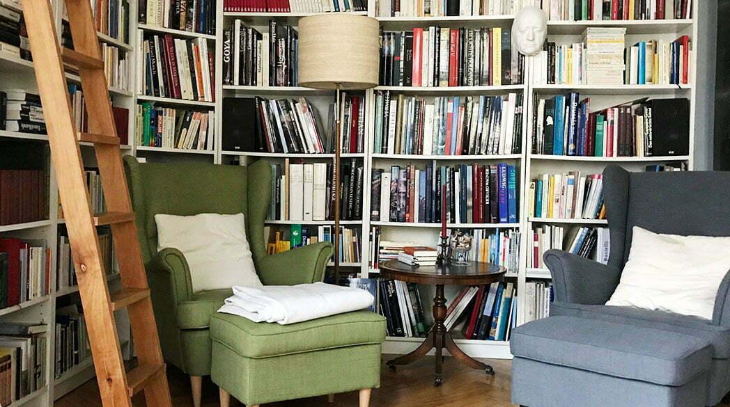 Hereinspaziert: Zu Besuch bei Christiane Scharrer-Sieb