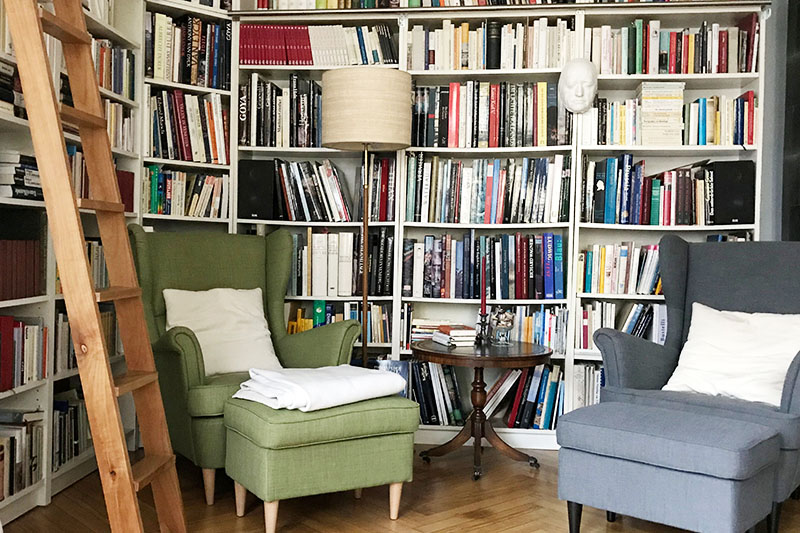 Christiane Scharrer-Siebs Wohnung in München