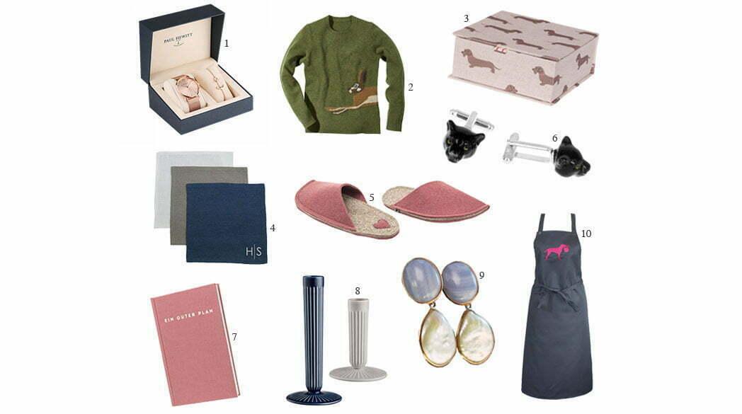 10 Geschenktipps mit Stil für die Lady