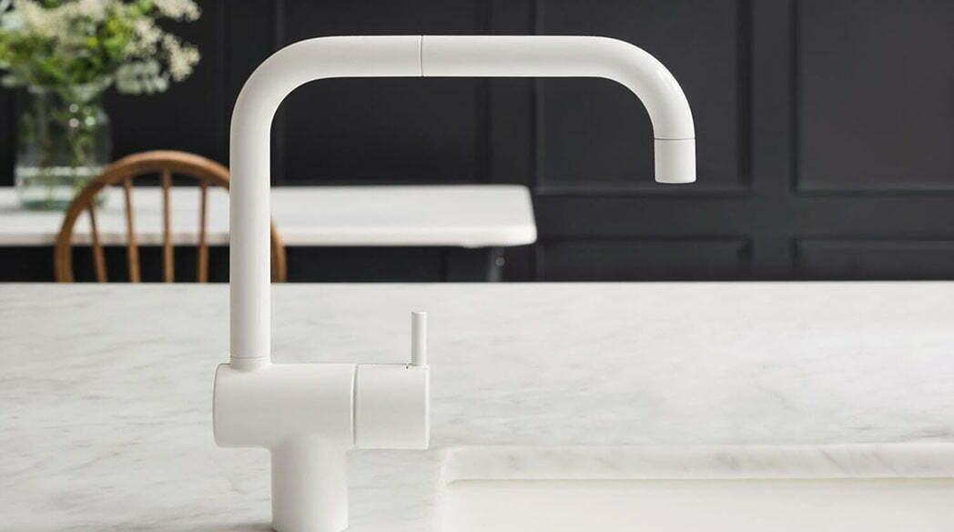 Design-Klassiker: Die Armatur HV1 von Vola