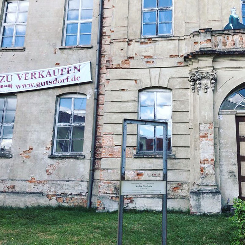 Gutsdorf.de: Makler für Gutshäuser, Herrenhäuser und Schlösser