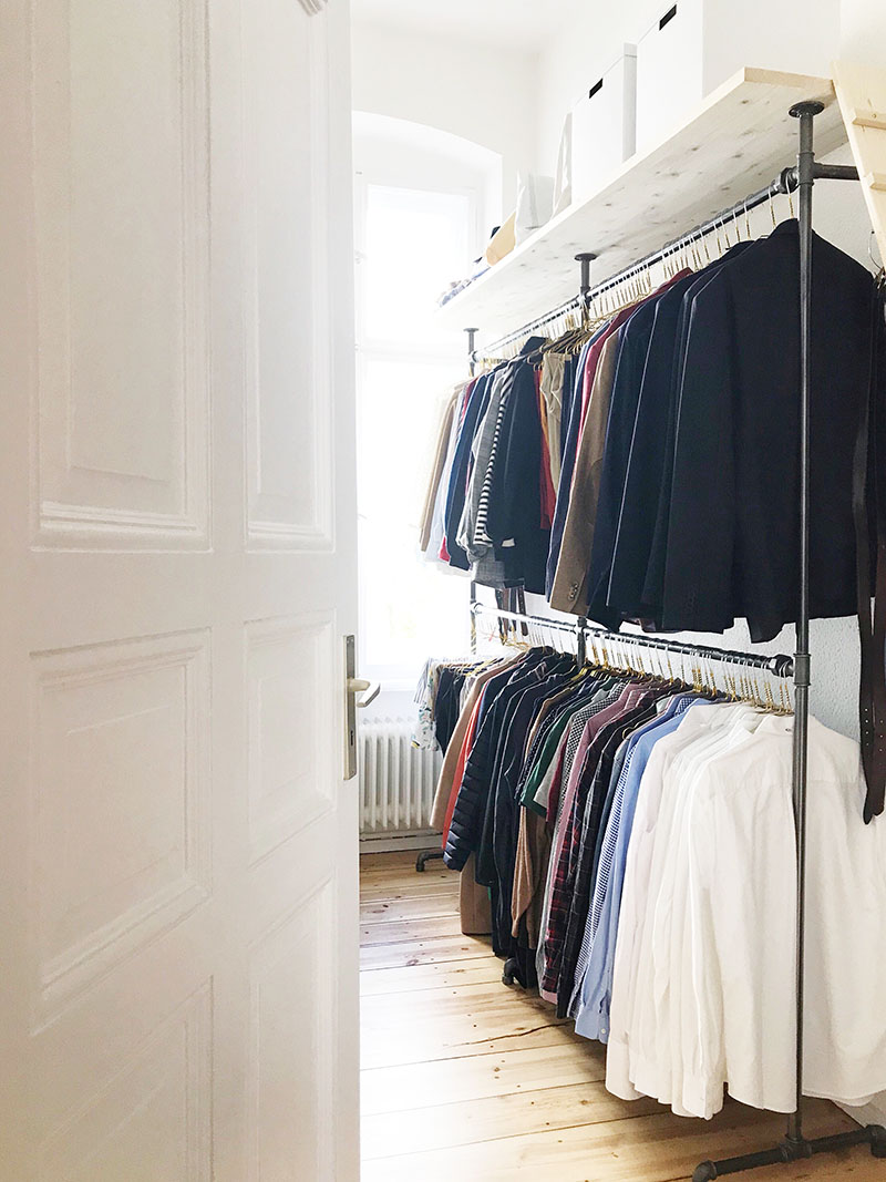 Capsule Wardrobe: Instagramerin Laura zeigt ihren Kleiderschrank