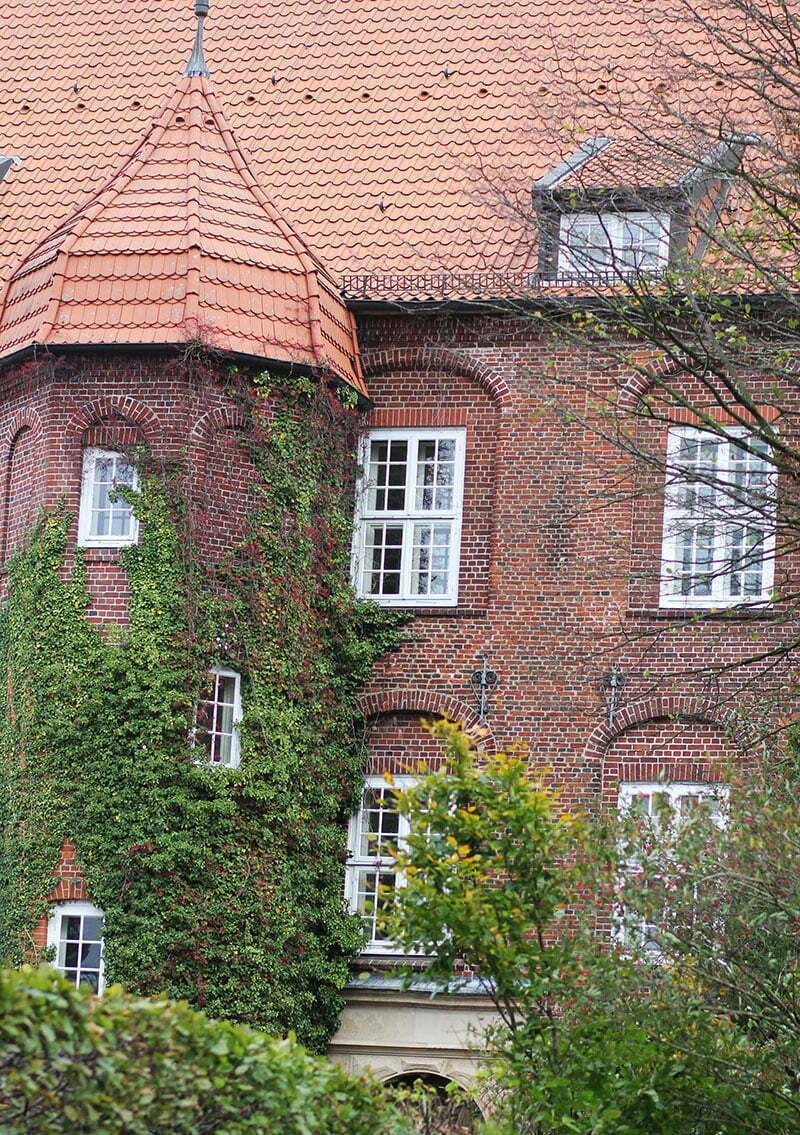 Altes-Land-Tipp: Schloss Agathenburg bei Stade
