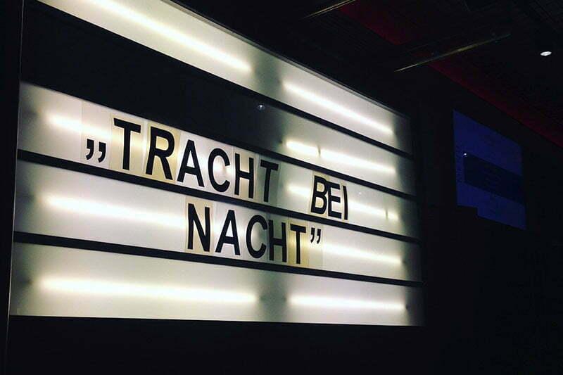 Tracht bei Nacht - die Show in Salzburg