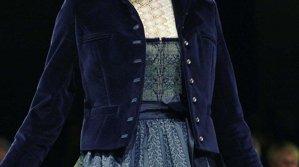Tracht bei Nacht: Die Fashion-Show für Tracht in Salzburg