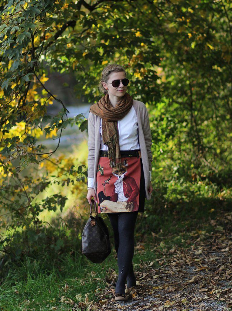 Stilkunde: Die klassische weiße Bluse