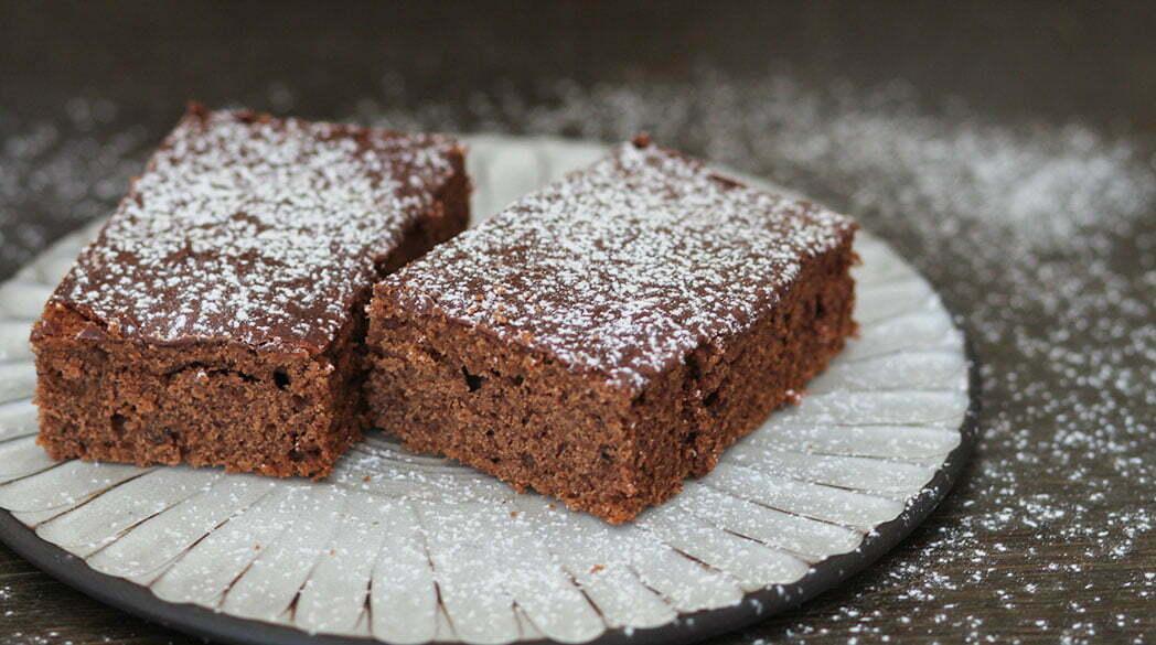 Saison-Rezept: Fränkischer Gewürzkuchen mit Hiffenmark