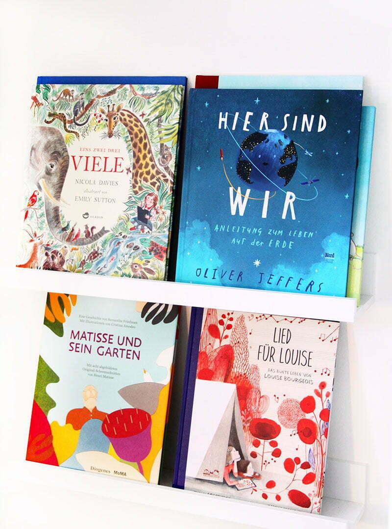 Vier Pädagogisch besonders wertvolle Kinderbücher