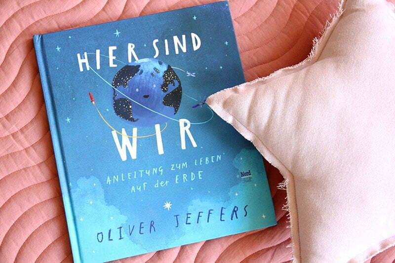 """""""Hier sind WIR"""" von Oliver Jeffers"""