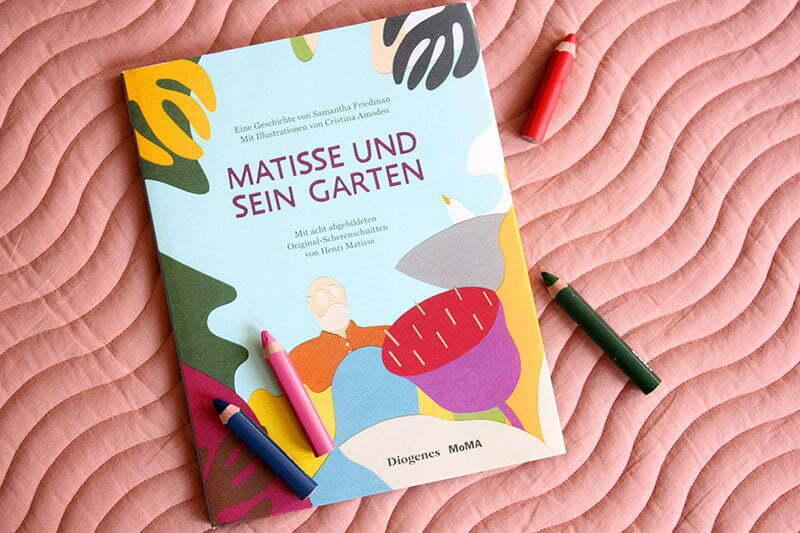 """""""Matisse und sein Garten"""" von Samantha Friedmann"""