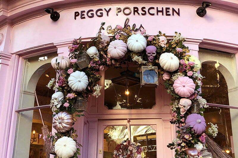 33 Walks durch London: Peggy Porschen