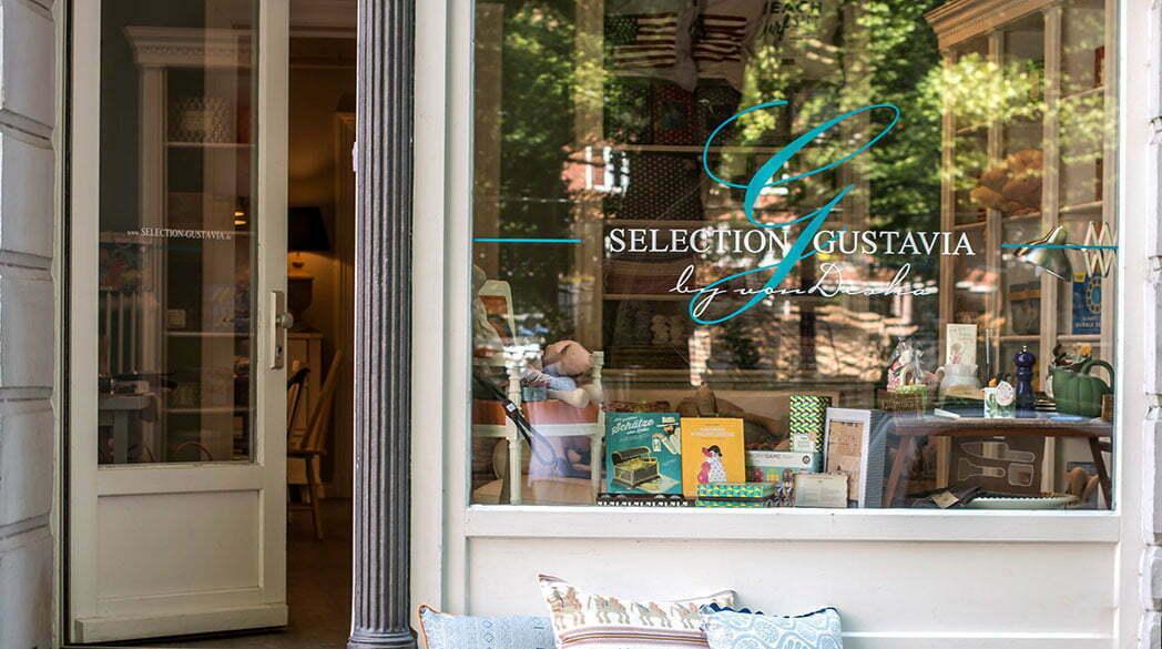 Hinter den Kulissen: Ein Besuch beim Gustavia Shop