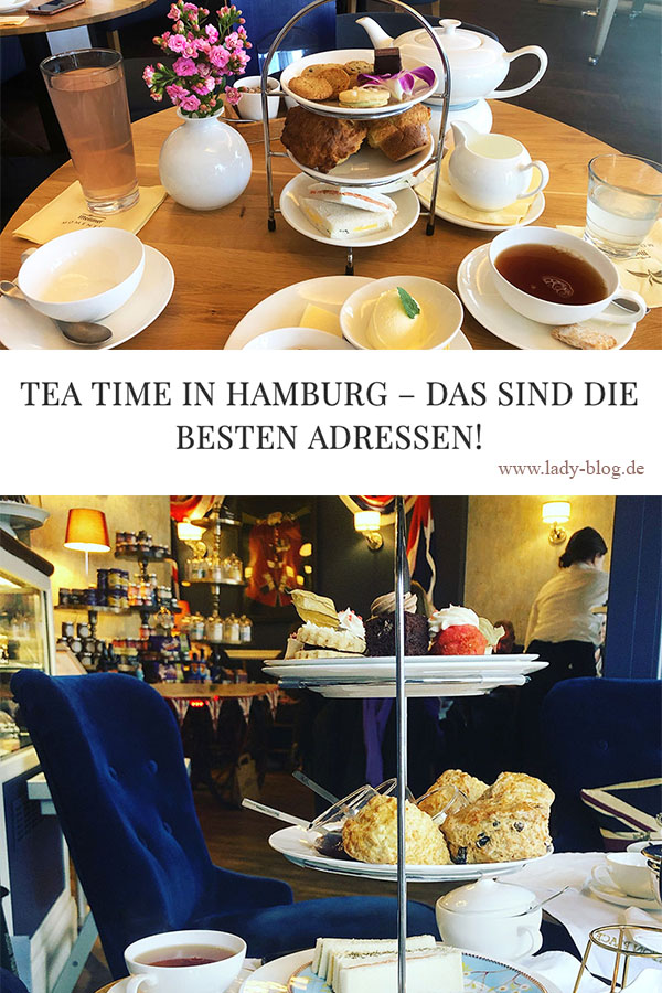 Tea Time in Hamburg