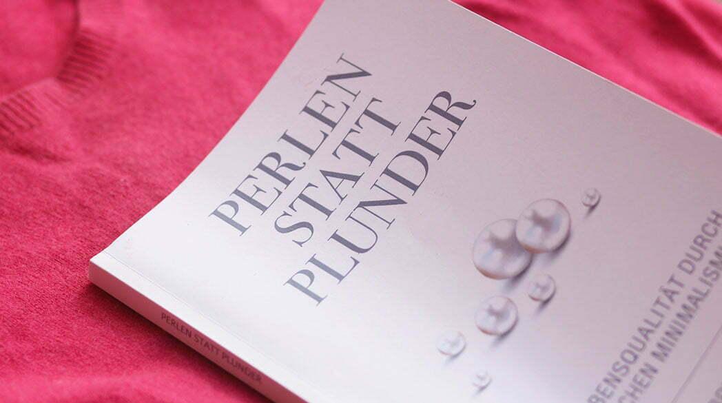 """Zero-Waste Woche: """"Perlen statt Plunder"""" von Andrea Bruchwitz"""