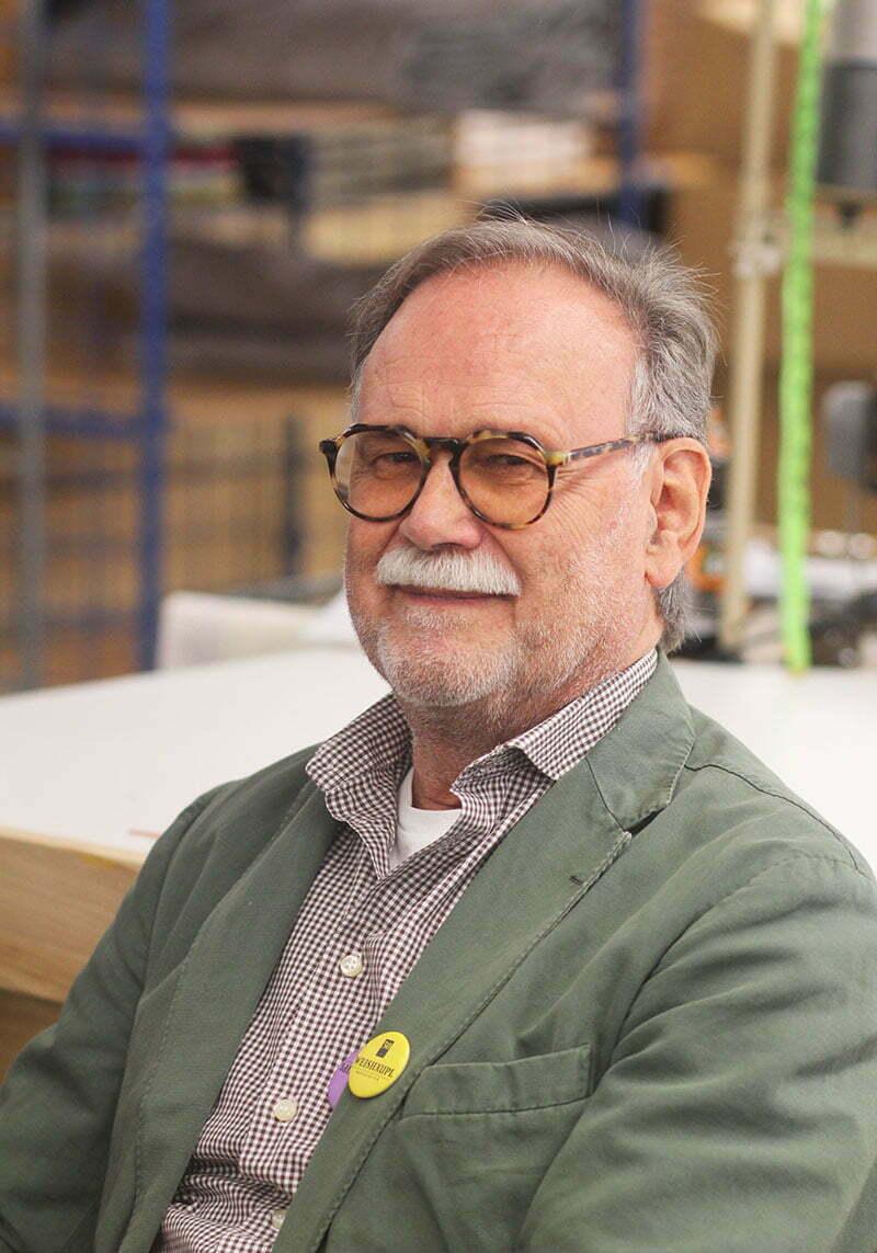 Weishäupl Firmengründer Oskar F. Weishäupl