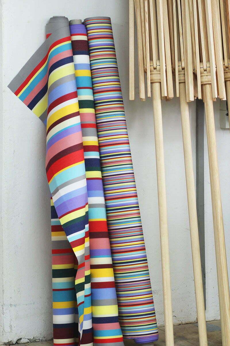 Multicolor Sonnenschirm von Weishäupl