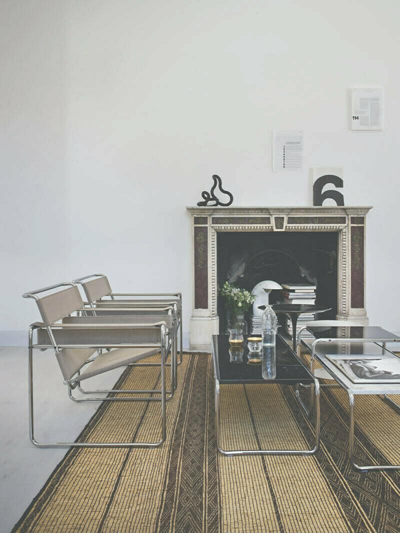 Design-Klassiker: Der Wassily Chair von Marcel Breuer