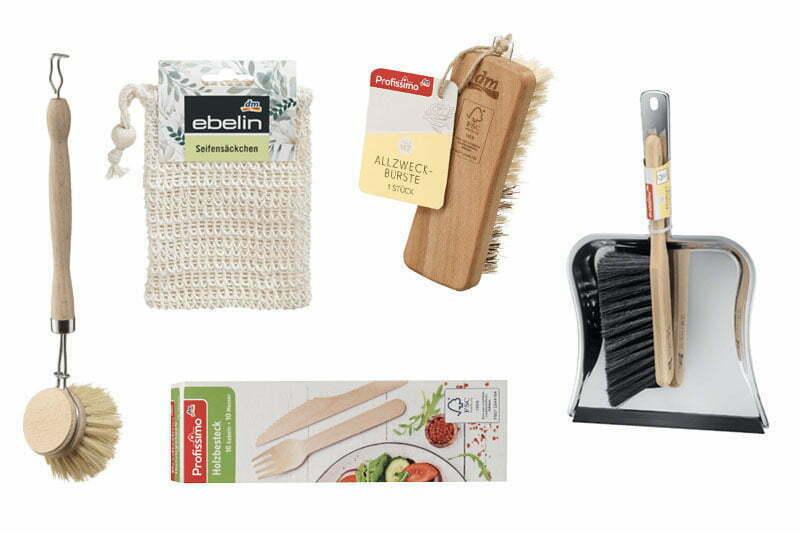 Nachhaltige Produkte bei dm
