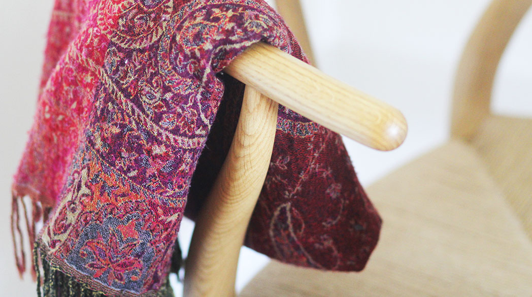Lady-Blog wohnt: Unsere Küchenecke mit Wishbone Chair