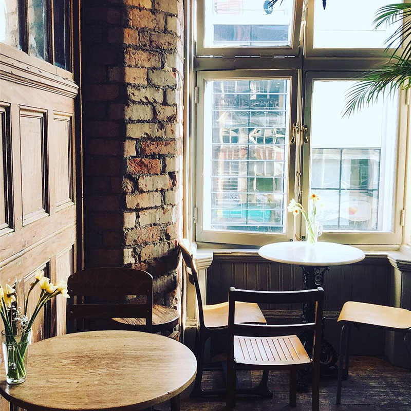 Liverpool Tipps: Das Rococo Coffee House