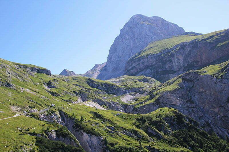 Slowenien-Tipps: Der Mangart-Gipfel