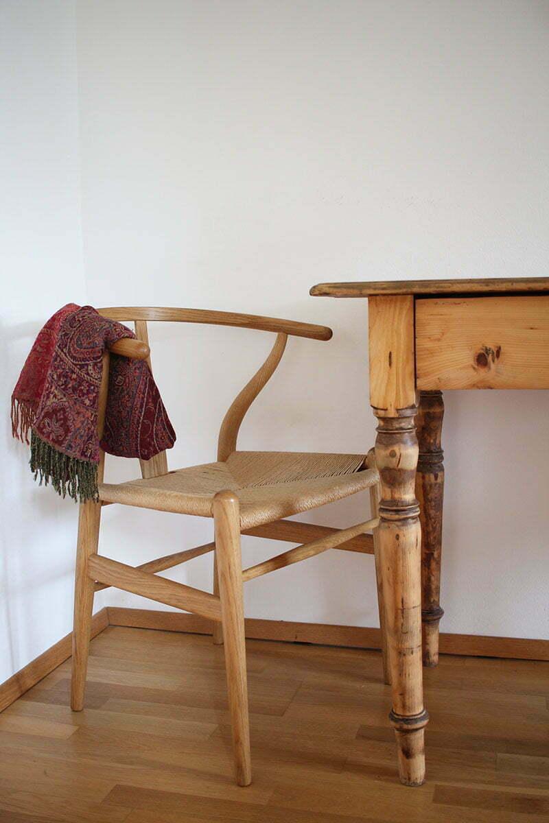 Wishbone Chair: Ein echter Design-Klassiker