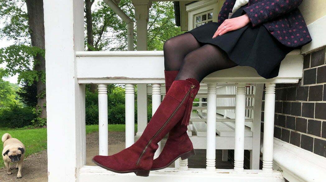 Binis Look: Meine neuen Stiefel von Fairfax and Favor