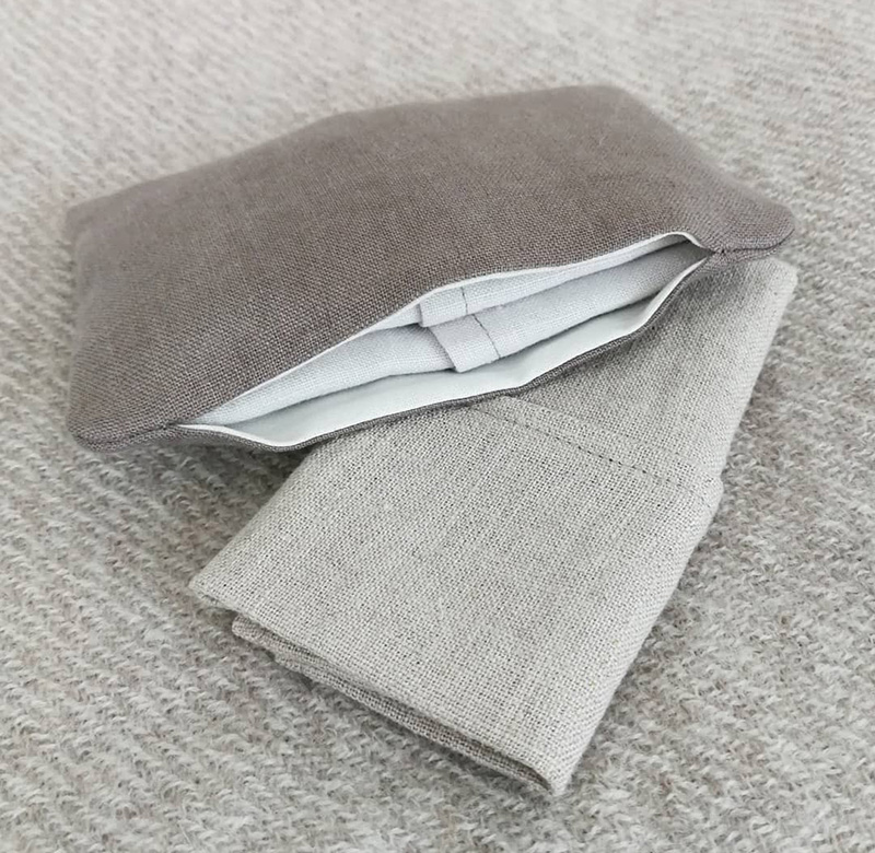 Stilvolle Stofftaschentücher nähen