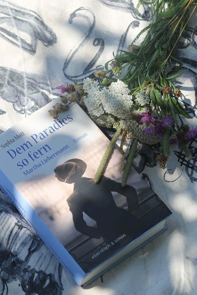 Roman über Martha Liebermann