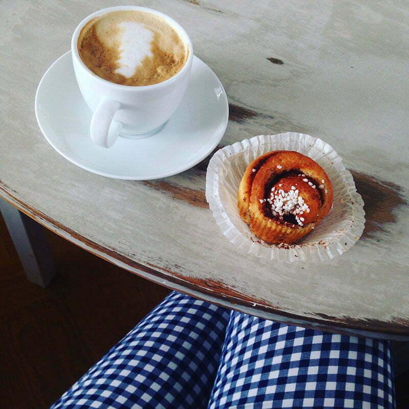 Café-Tipps für Jönköping und Vernamo