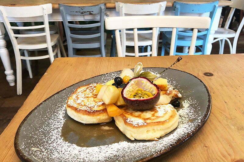 Frühstücken in Stuttgart: Das Lumen