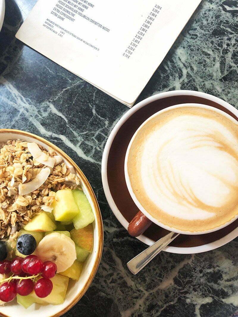 Frühstücken in Stuttgart: Das Café Moulu