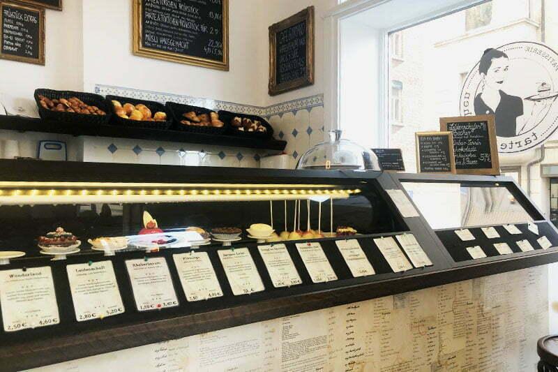 Frühstück in Stuttgart: Das Tarte & Törtchen