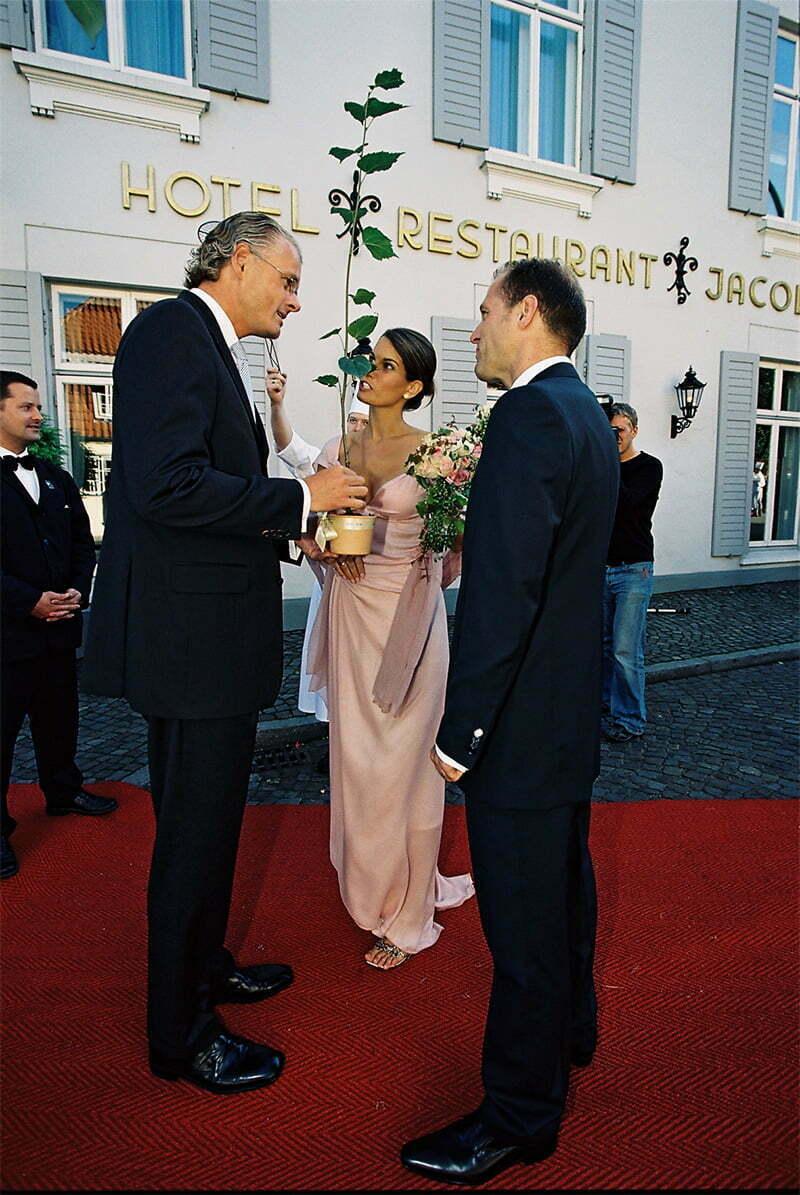 Hochzeit im Hotel Jacob Hamburg