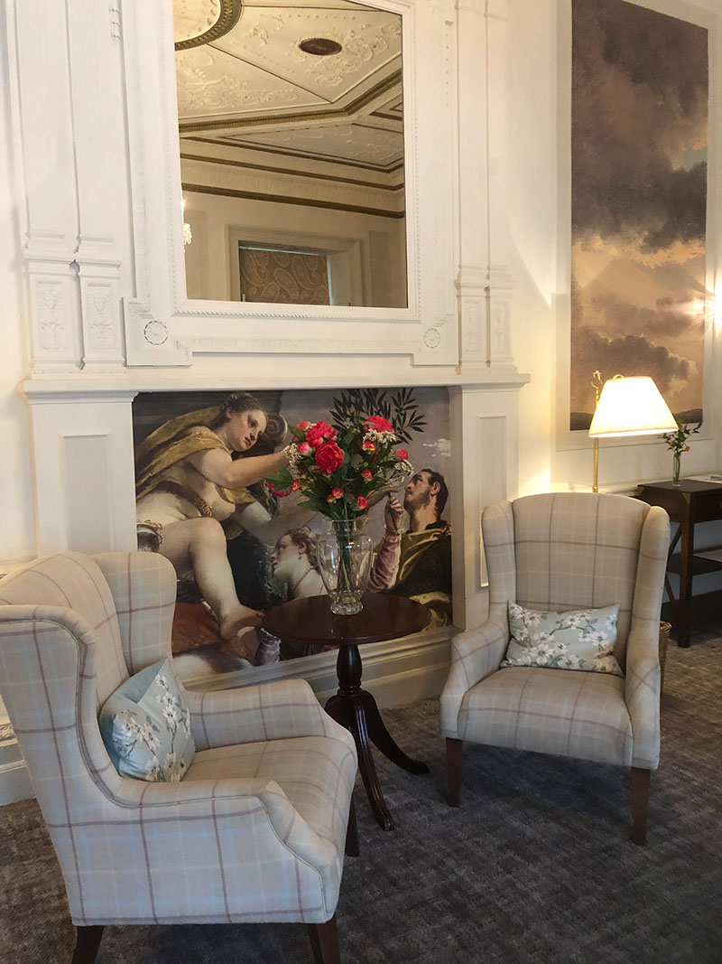 "Lake District Tipps: Laura Ashley Hotel ""The Belsfield"""