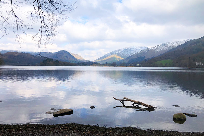 Lake District Tipps: Lake Grasmere